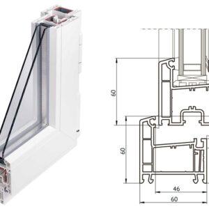 Окна и двери из профиля REHAU THERMO-Design
